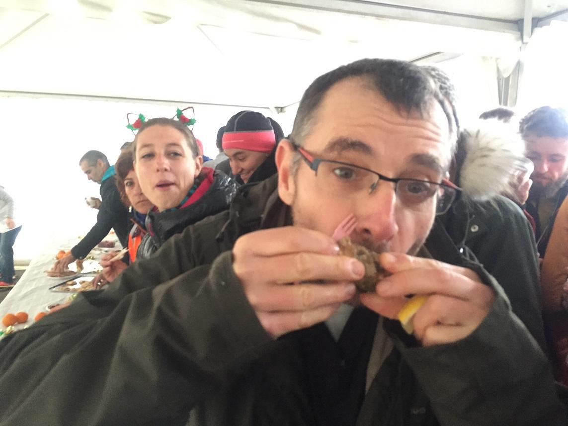 48-Leçon de gobage d'huîtres par Coach Sergio