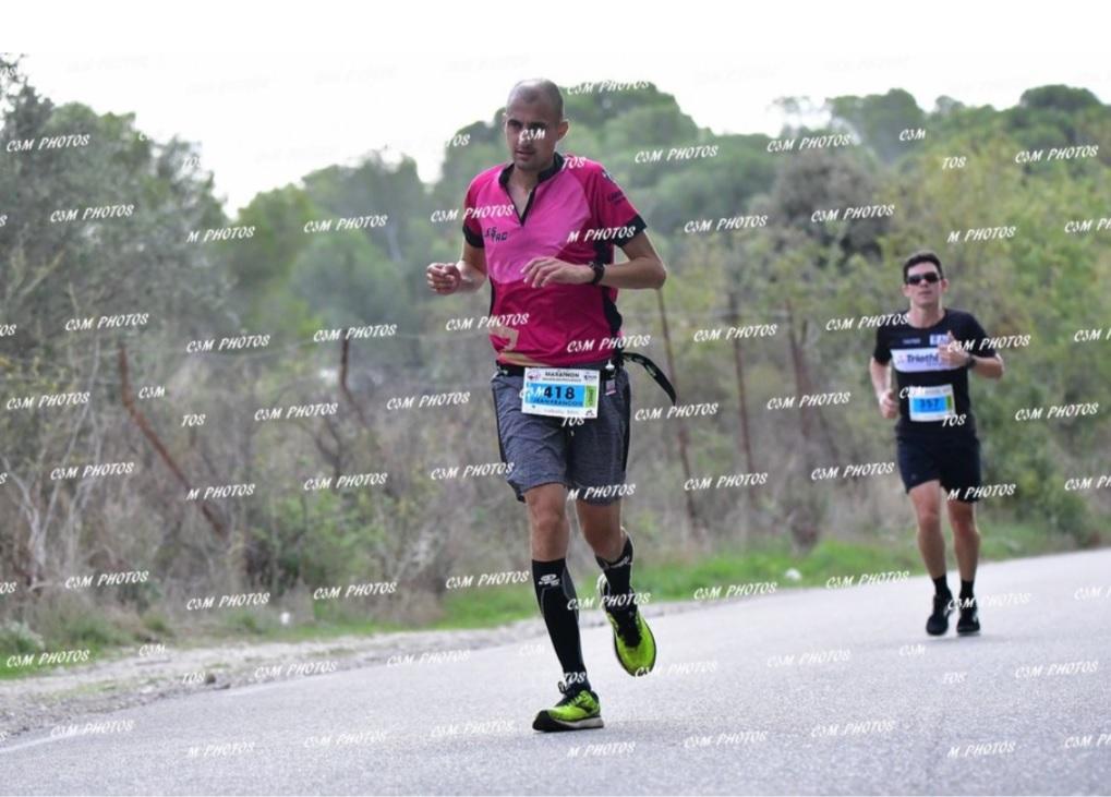 5-Jean-François attaque son 32ème km