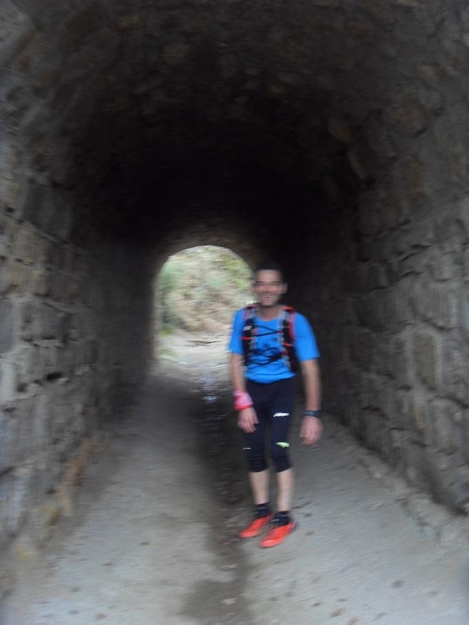 38-Sur le 45km, je viens de rejoindre Christophe, 4km avant l'arrivée