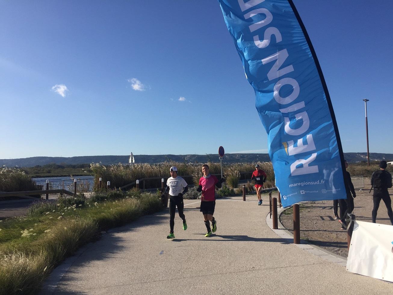 5- 15min de course, 3kms de faits