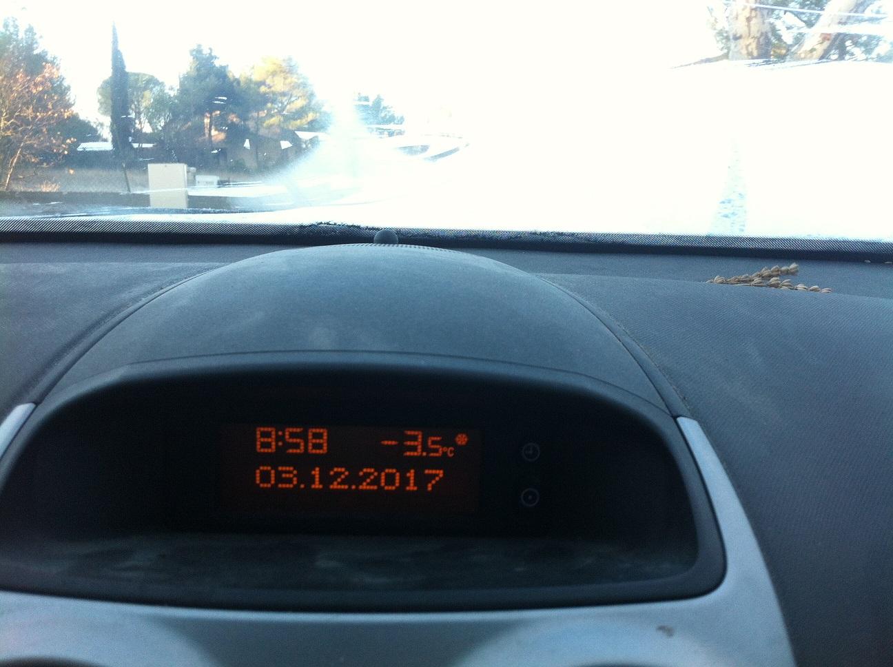 1-Hmm, quelle bonne température pour faire la montée de SteAnne..
