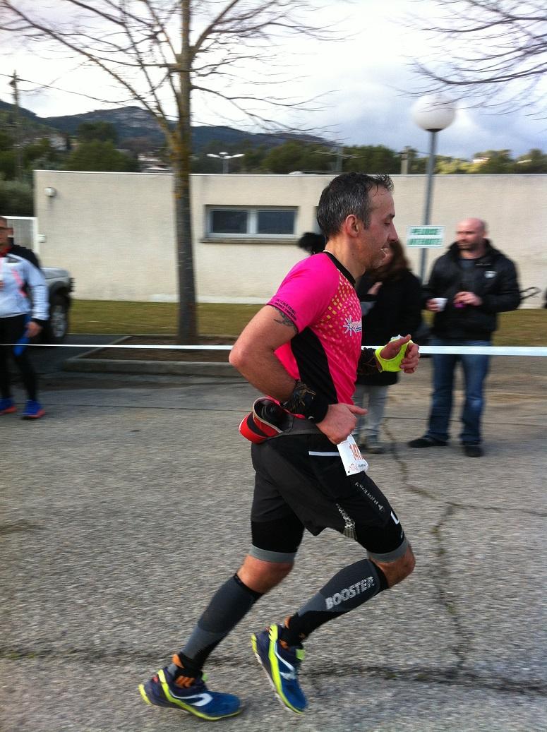 32-Et voici le 1er Toro sur le 25km - Seb' G. (12h19)