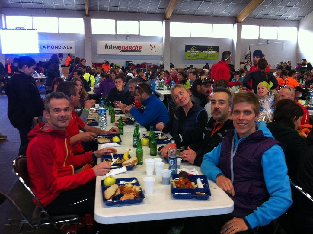 44-Repas d'après-trail bien mérité