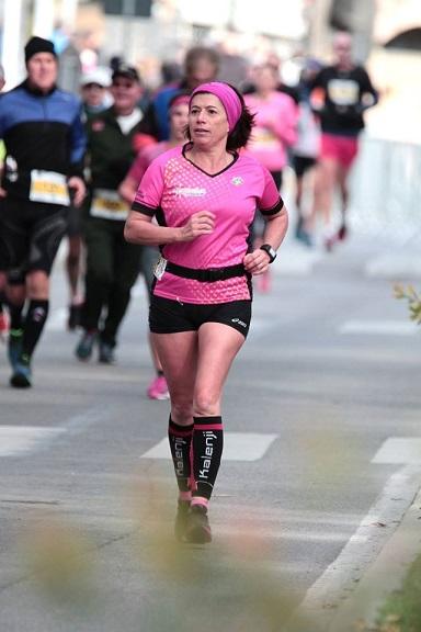 9-Annick lancée pour son 2ème marathon