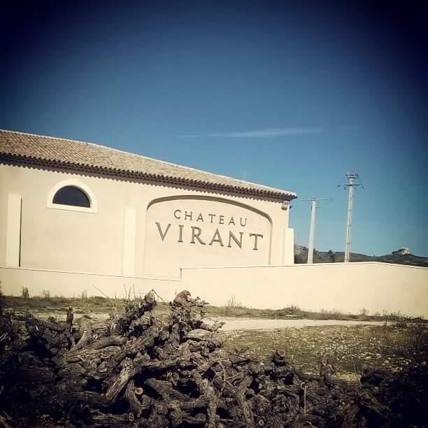 1-Château Virant à Lançon