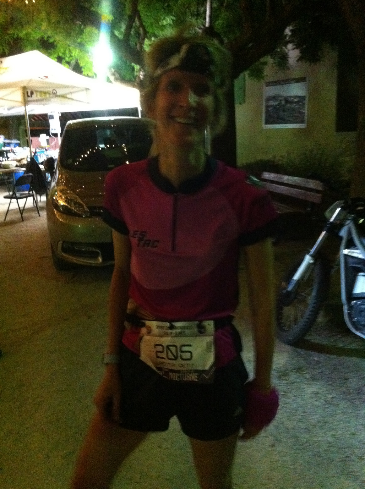 18-Laëtitia, après chute, termine 2ème féminine