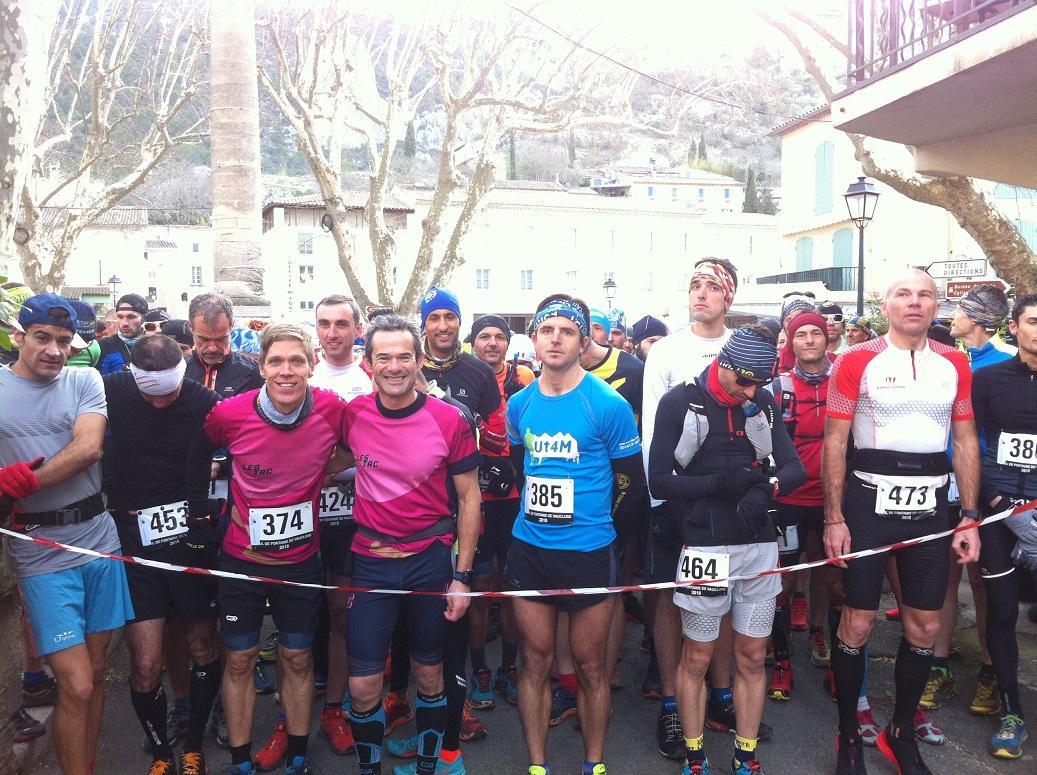 7-Les Cousins Girard sont dans les starting-blocks pour le trail long