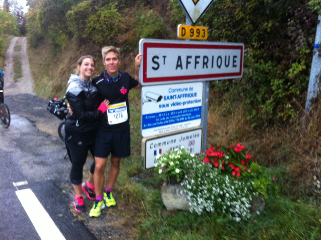 35-Aah, voilà enfin StAffrique (km70)..