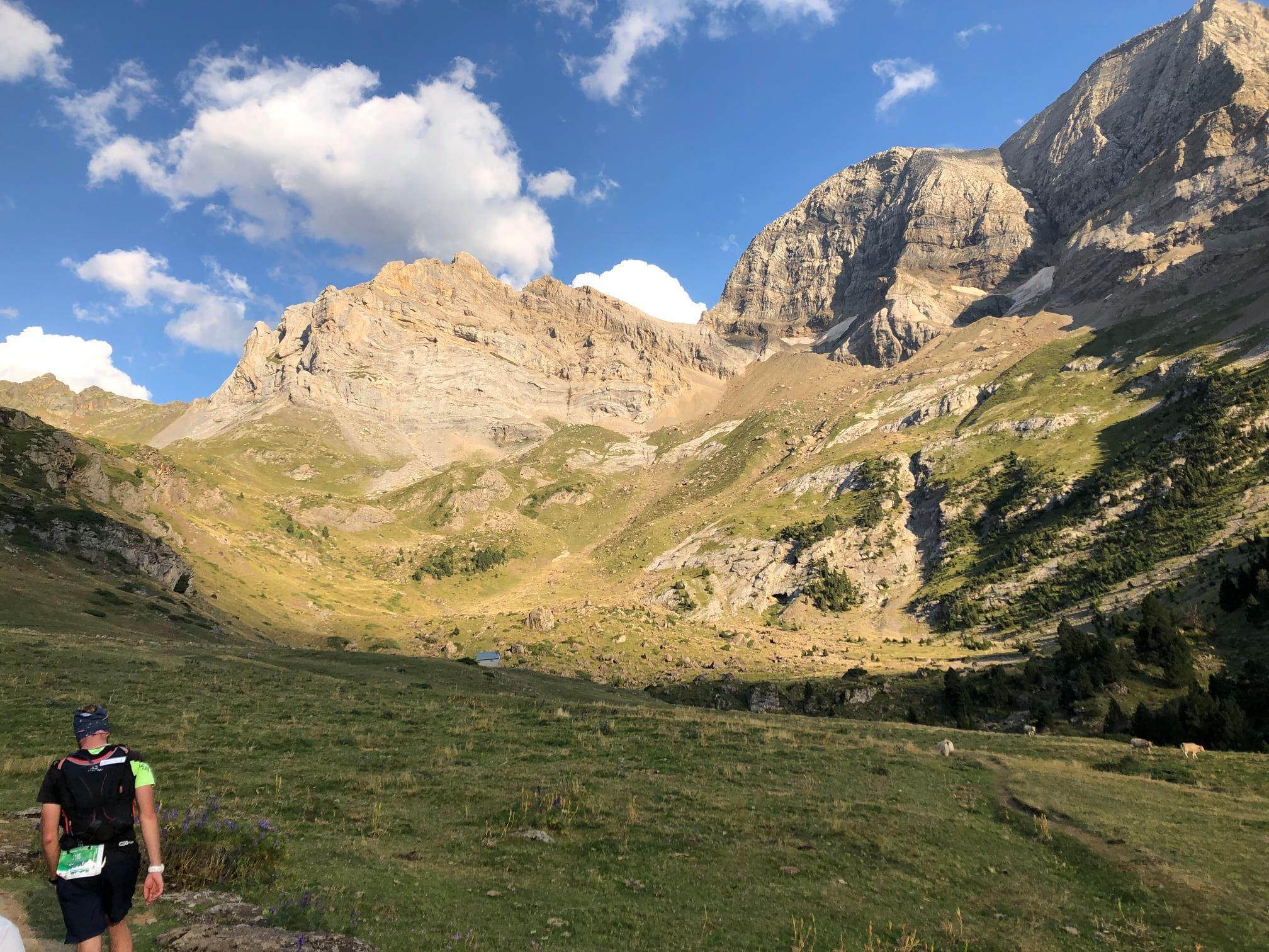 15-On se rapproche du refuge d'Espuguette (45km)