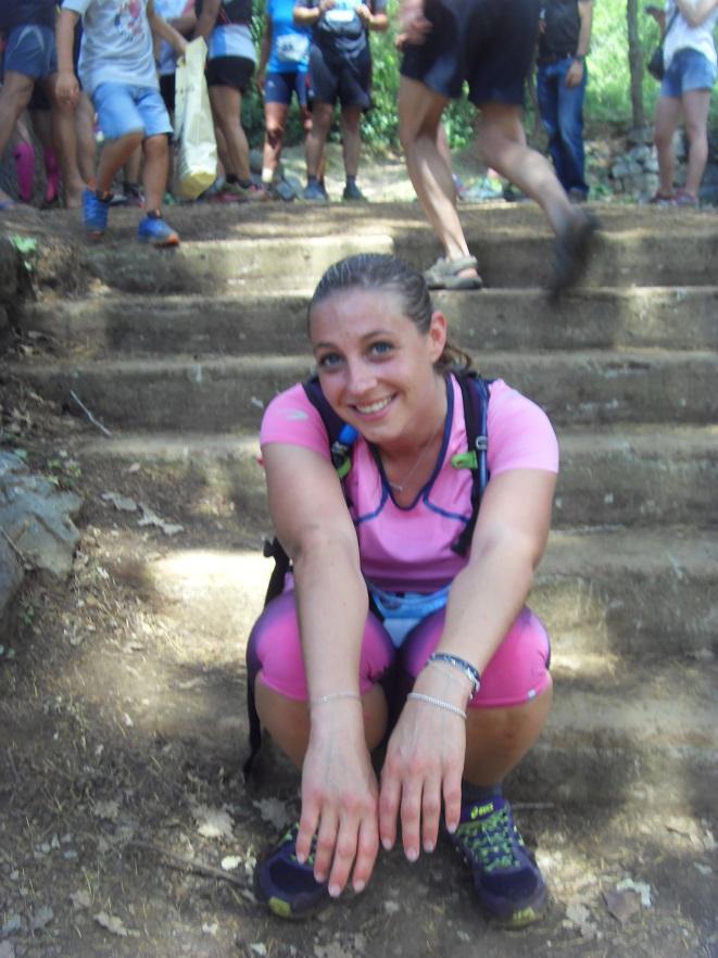 22-C'est fait: Mlle Tortue a fait un trail de 21km!
