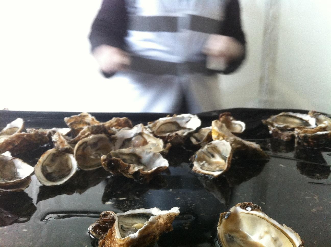 45-Et donc, place aux huîtres!