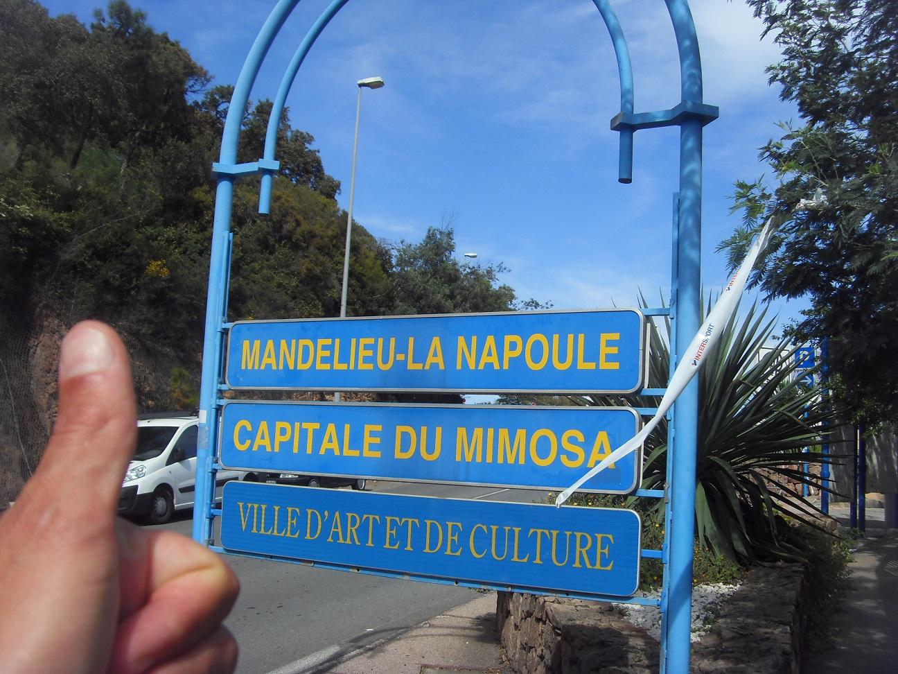 59-Ca y'est: revoici Mandelieu!