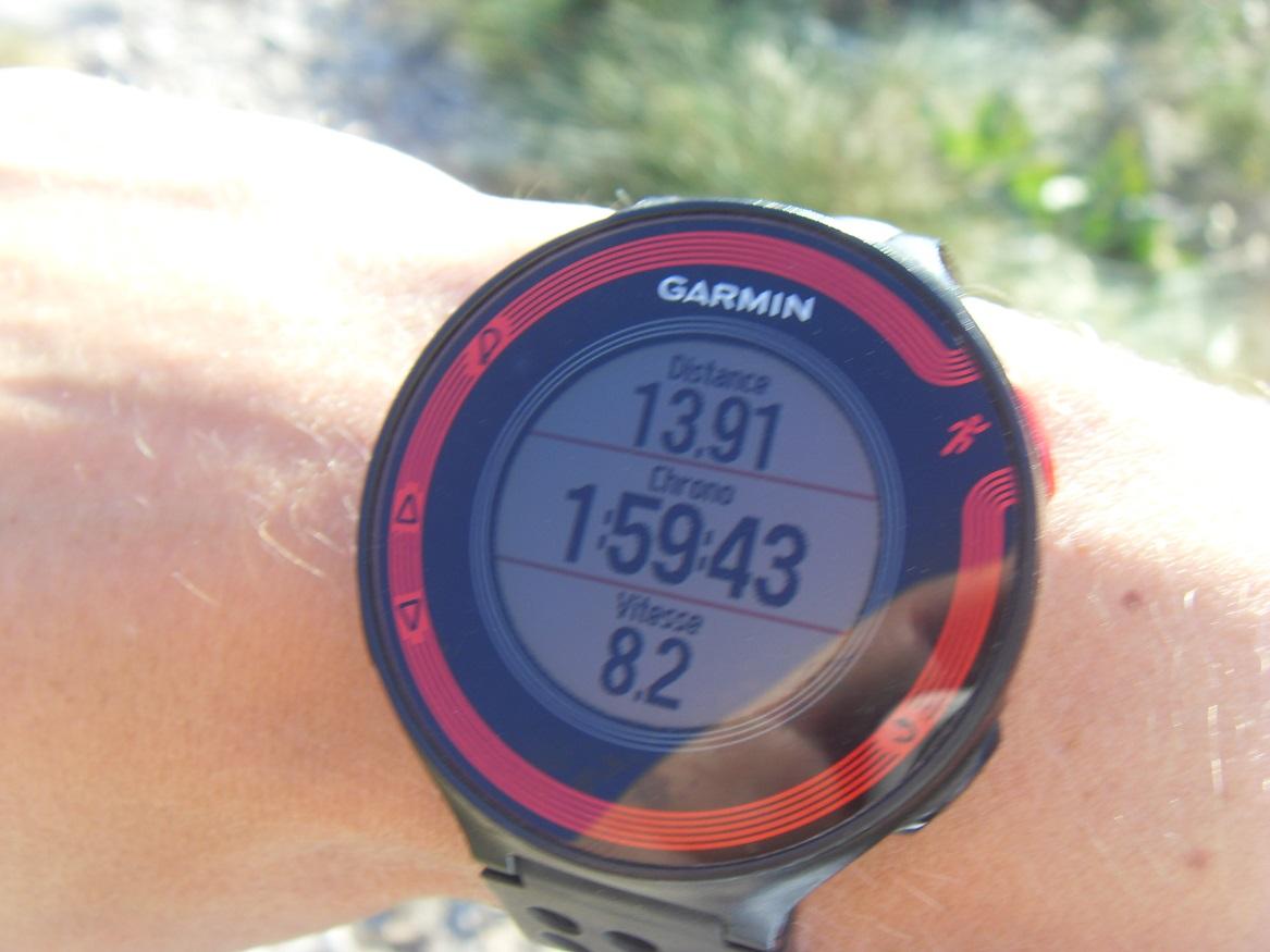 15-Presque 14kms en 2h