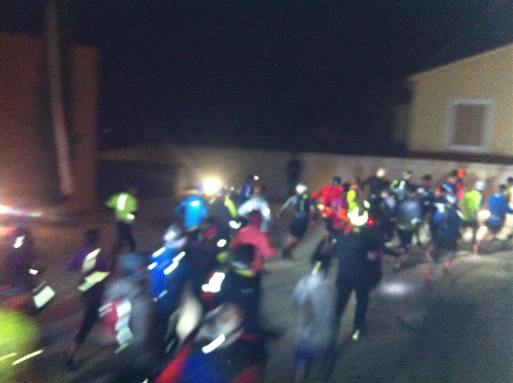 7-Et c'est parti pour les 12,5 km