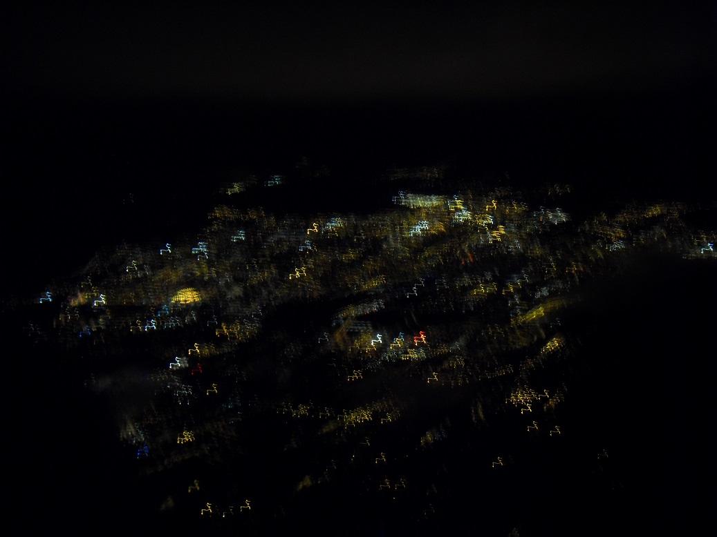49-Yesss, Steph' retrouve Grenoble by night, plus qu'à descendre.. (19août 03h33