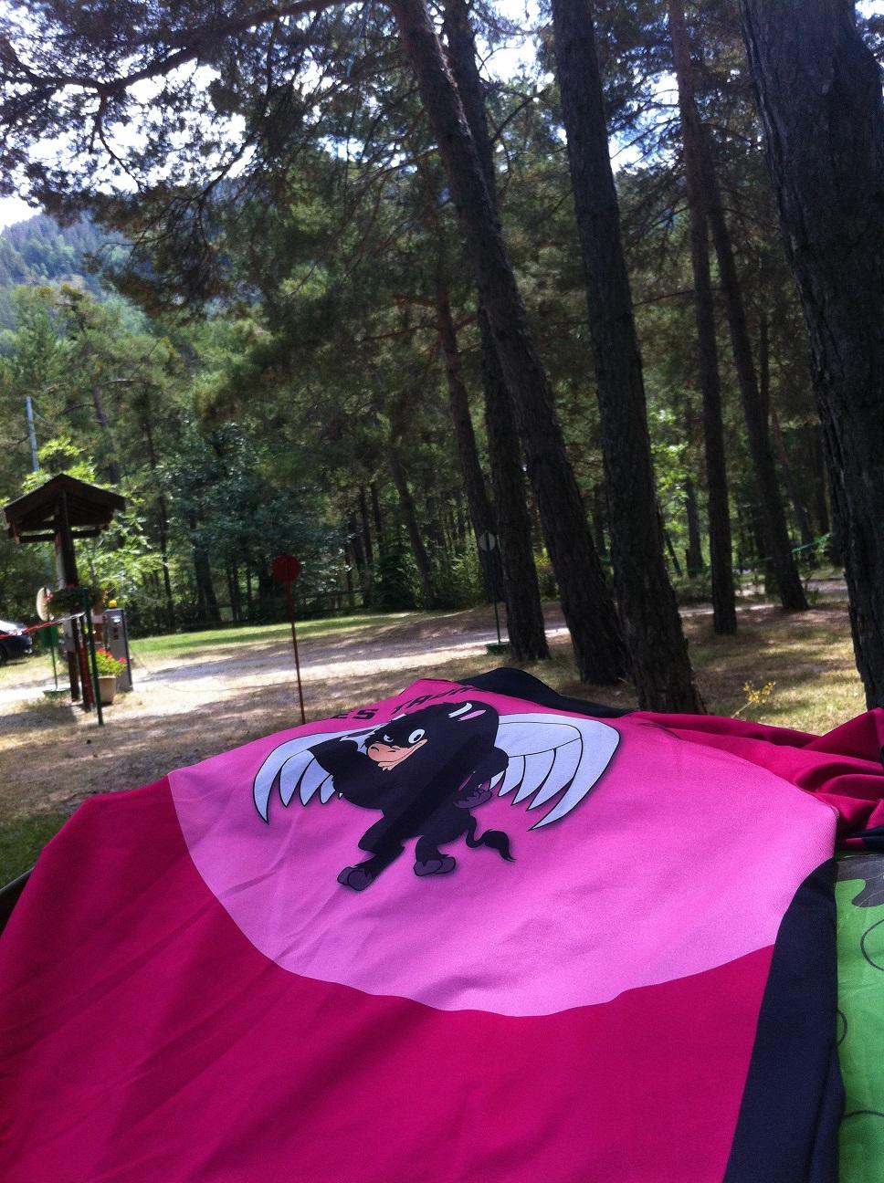 1-Les Taureaux Ailés investissent pour le weekend le Val d'Allos