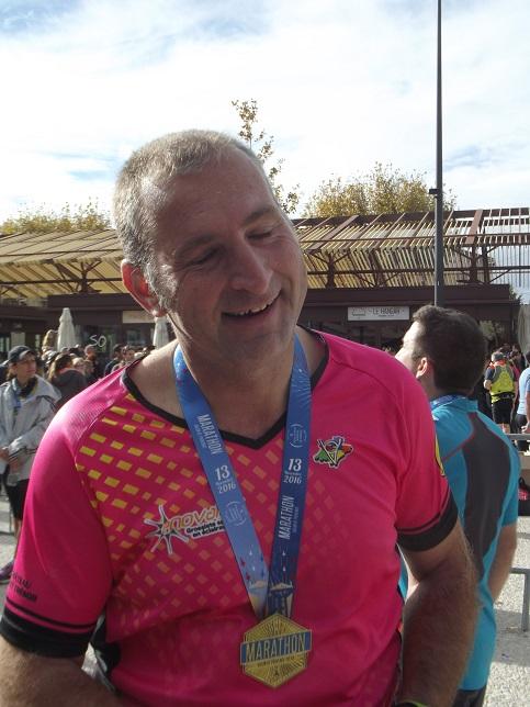 39-Ca y'est, Manu est marathonien