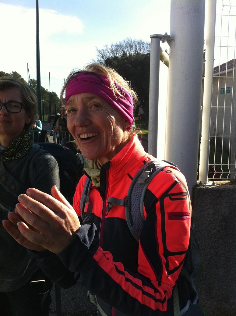 24-Aie, abandon d'une TAC'ette blessée: Agnès retrouve Fred' à l'arrivée