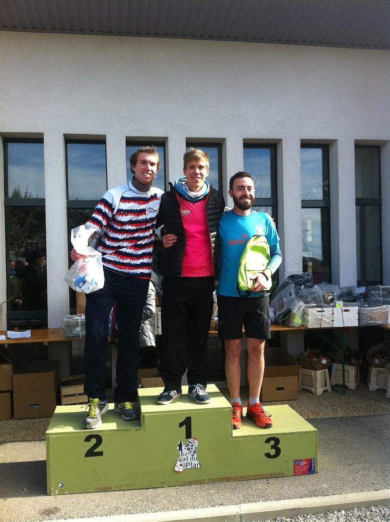 31-3ème podium: Steph' 1er des SEM sur le 7,5