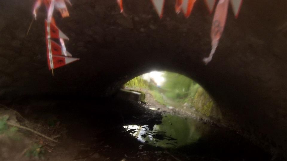 42-Je vois le bout du tunnel, à 400m de l'arrivée..! (10h) (donc.. 30h de course..)