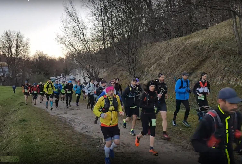 21-Luc attaque son 1er long trail..