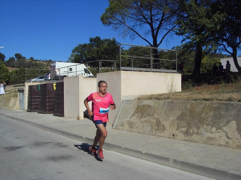 19-Et voilà Daniel, à 50m de l'arrivée..