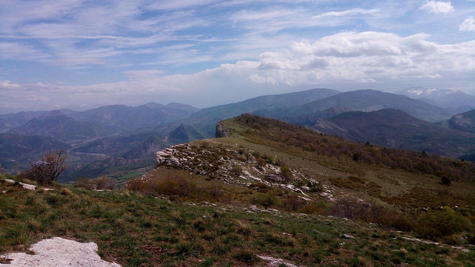 41-Quelle vue sur les sommets (enneigés)!