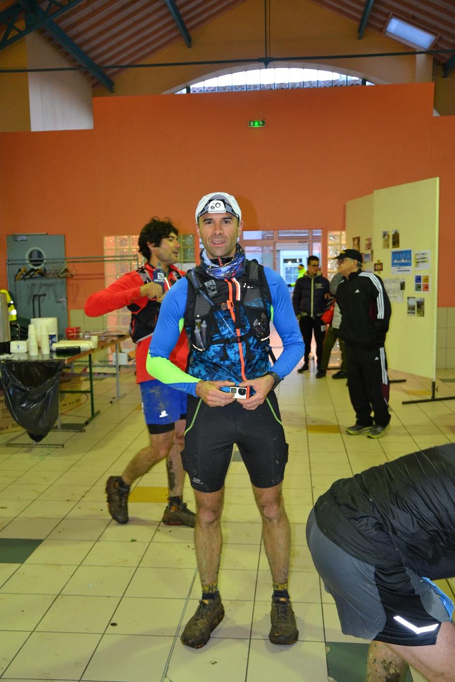 16-Au 1er ravito, à 17km, c'est Jean-Marie qui s'y présente en premier
