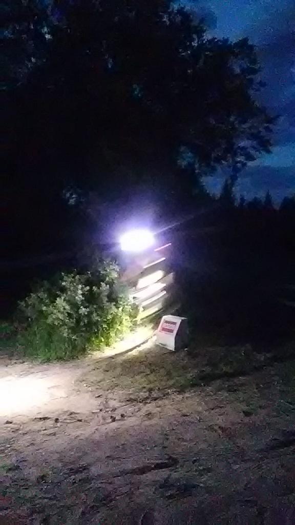 13-Vive la course nocturne à la frontale..