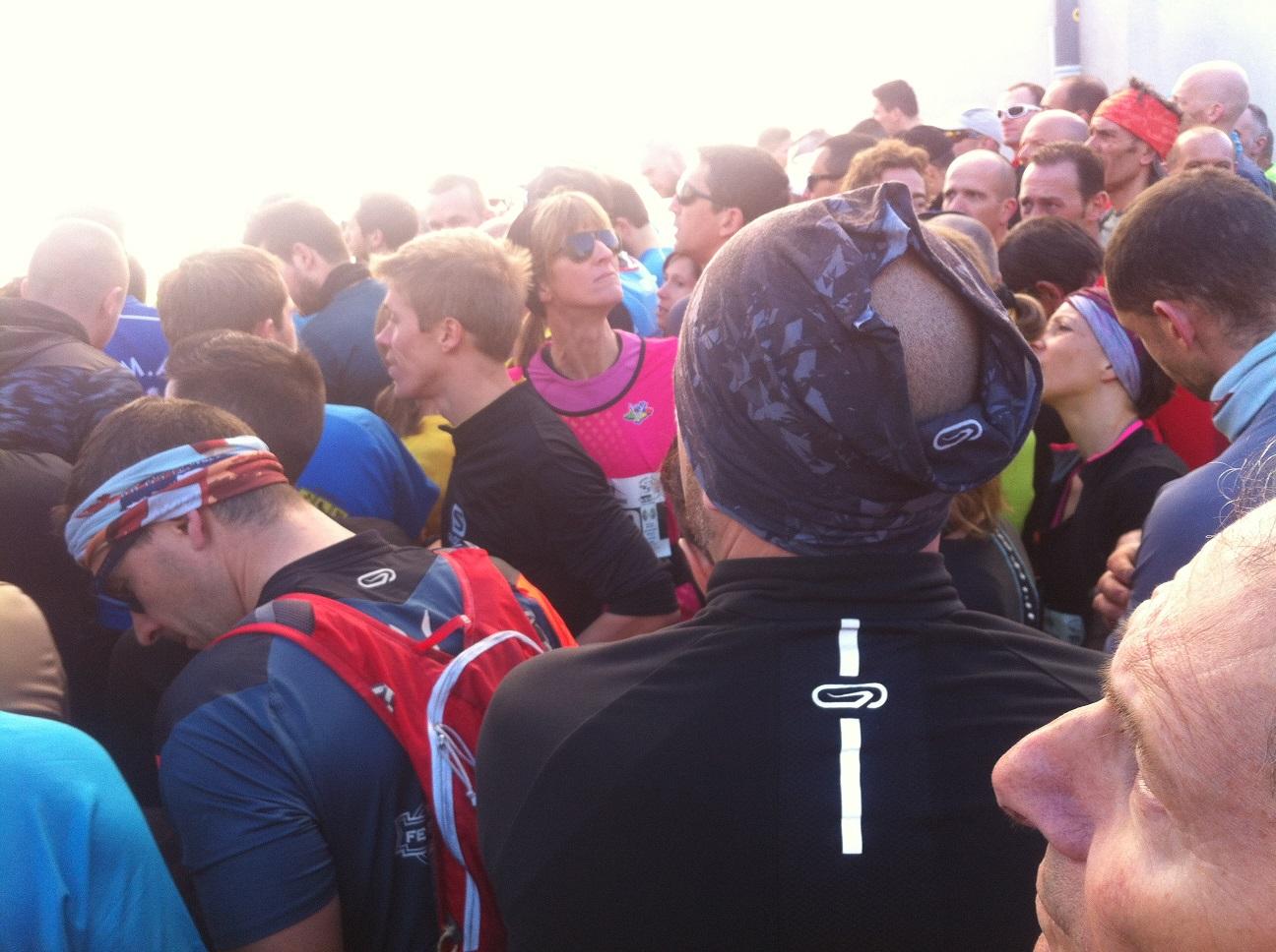 3-On n'est pas les seuls à viser le podium (380 coureurs)