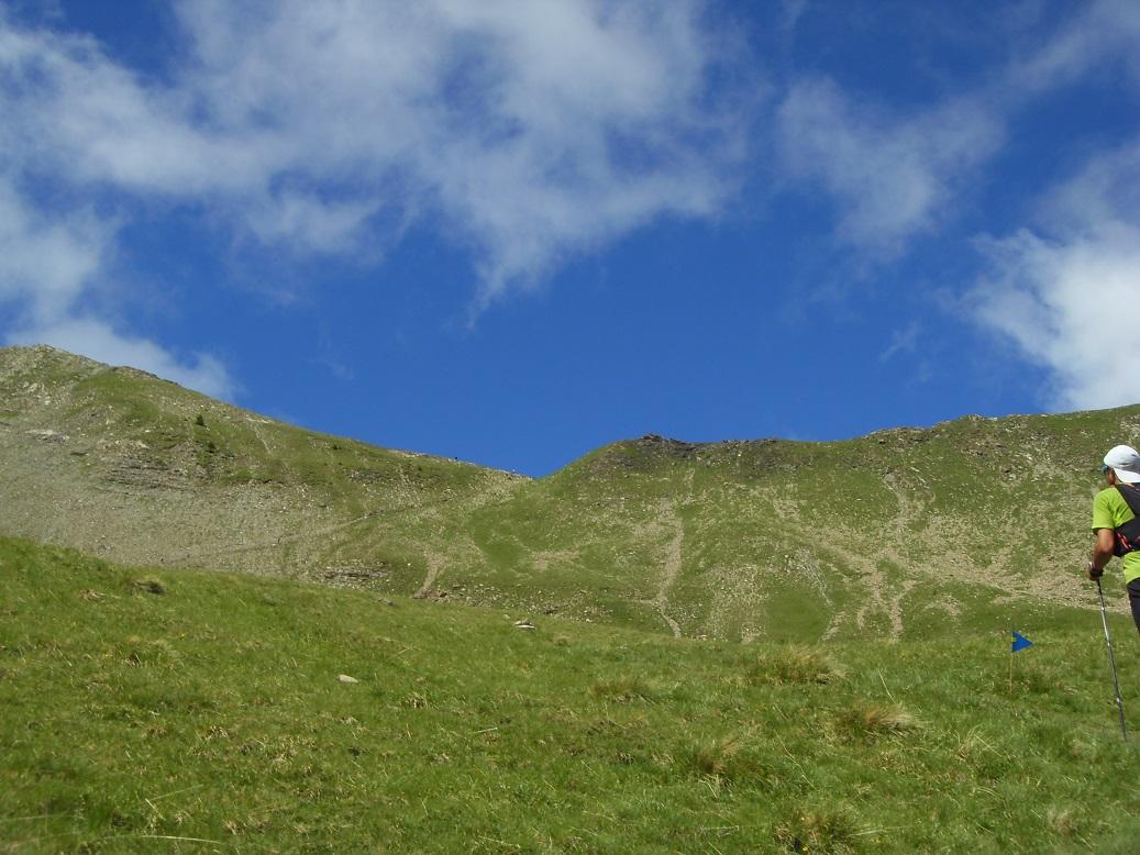 21-Interminable ce Col de la Rouannette (2400m)