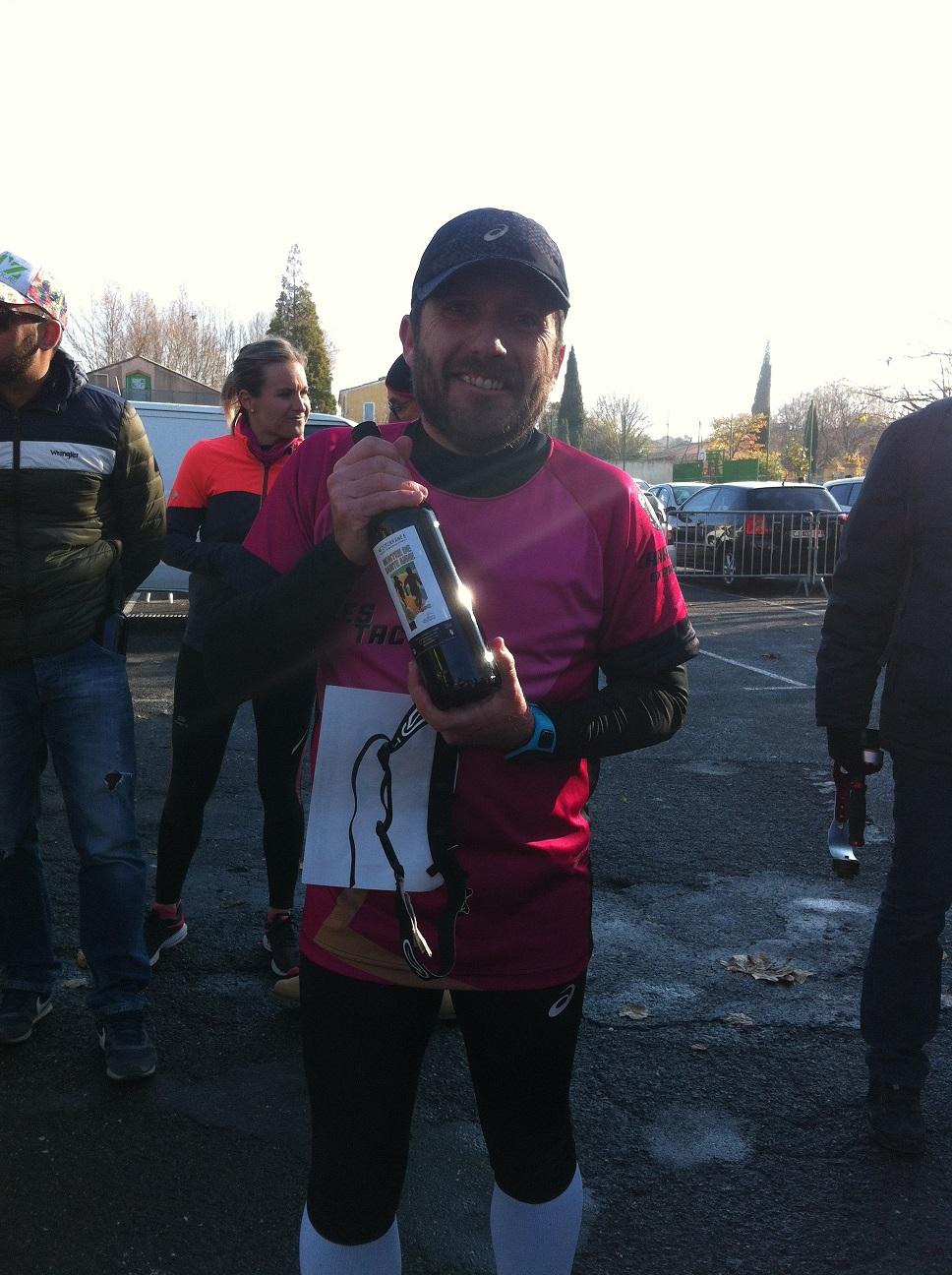 48-Une semaine après la médaille à Florence, la bouteille à Lambesc