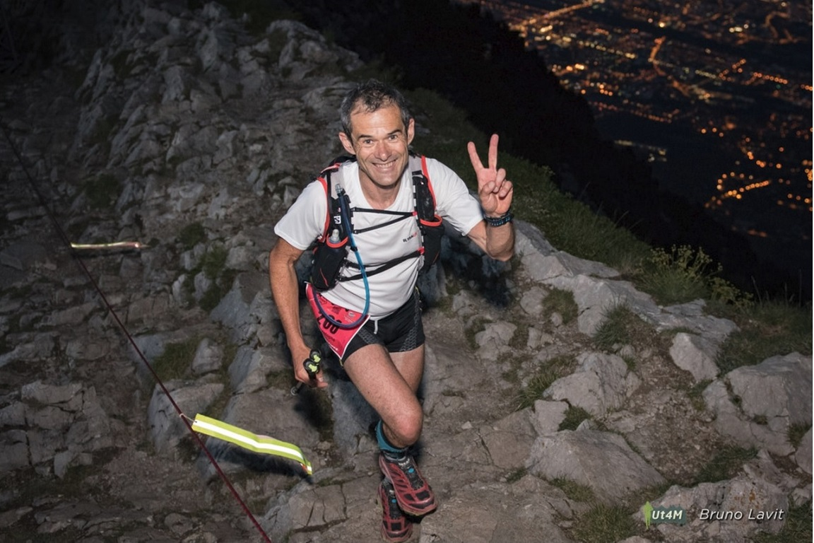 45-Christophe surplombe à nouveau Grenoble, mais un autre massif l'attend..