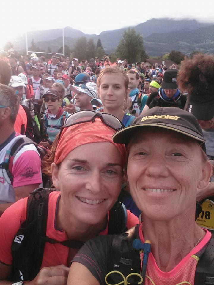 55-Bérengère et Agnès attaquent leur 2nd défi de 42km (19août, 07h59)