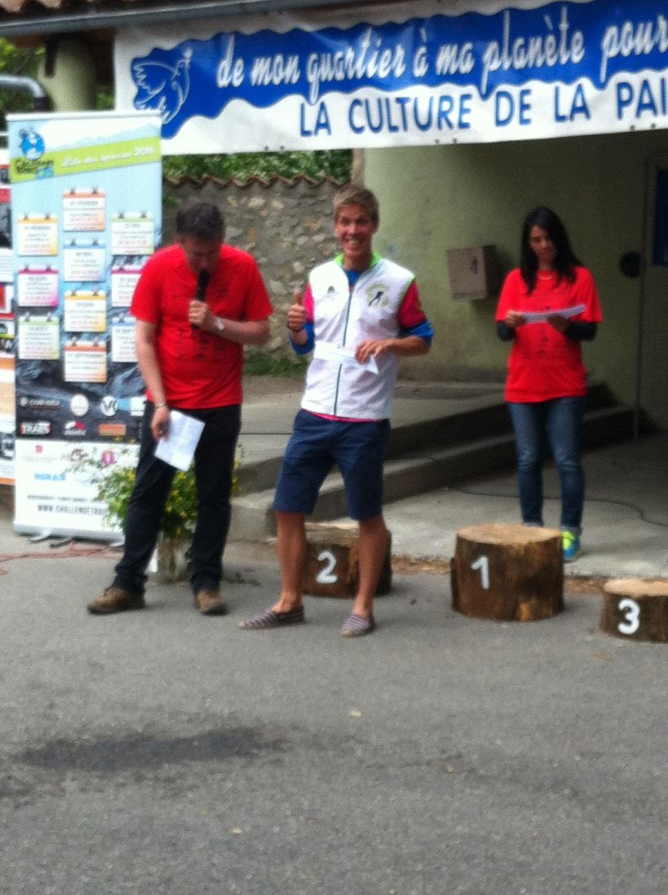 25-Faute de podium,vainqueur au tirage (:-20% chez Inter')