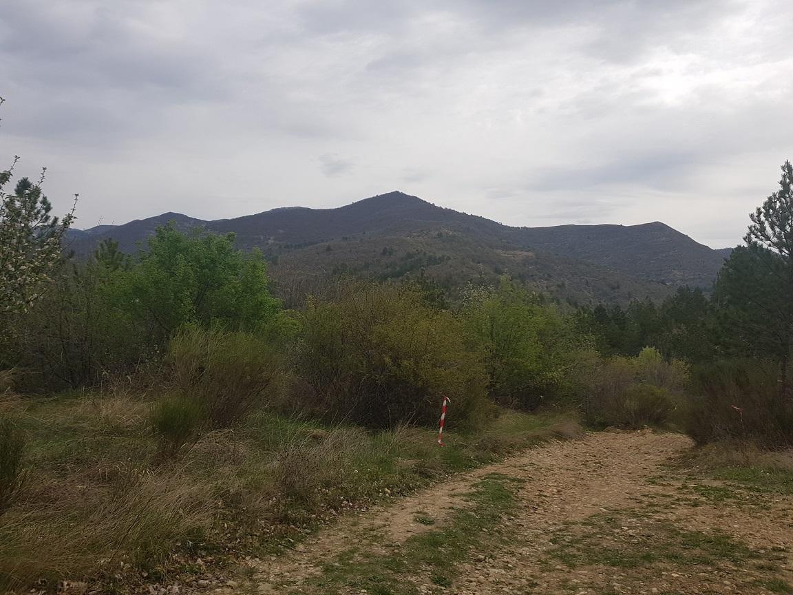 1-Preuve en images: je fais du trail..!
