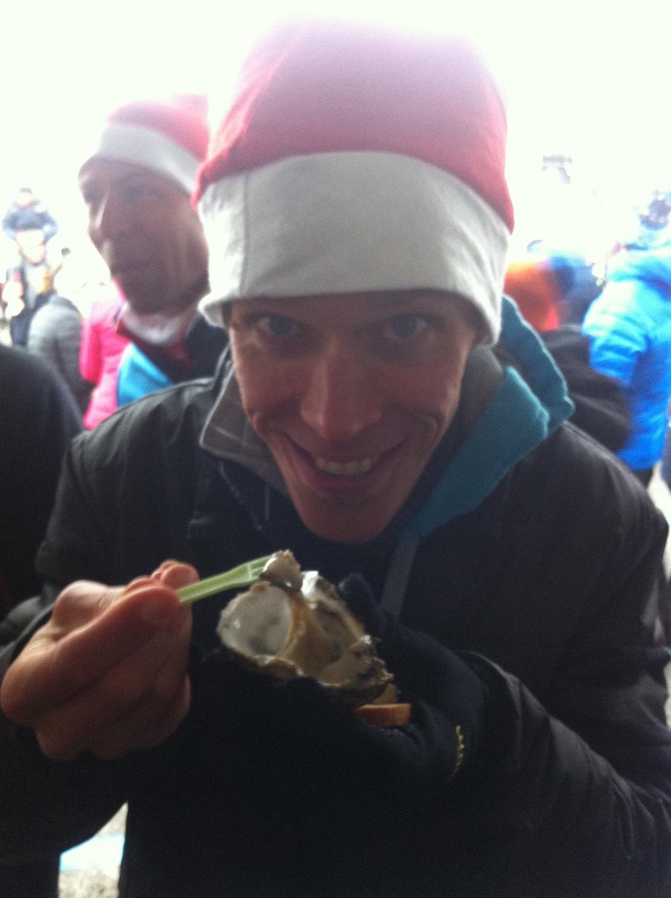 50-Hmm les huîtres d'après-course..