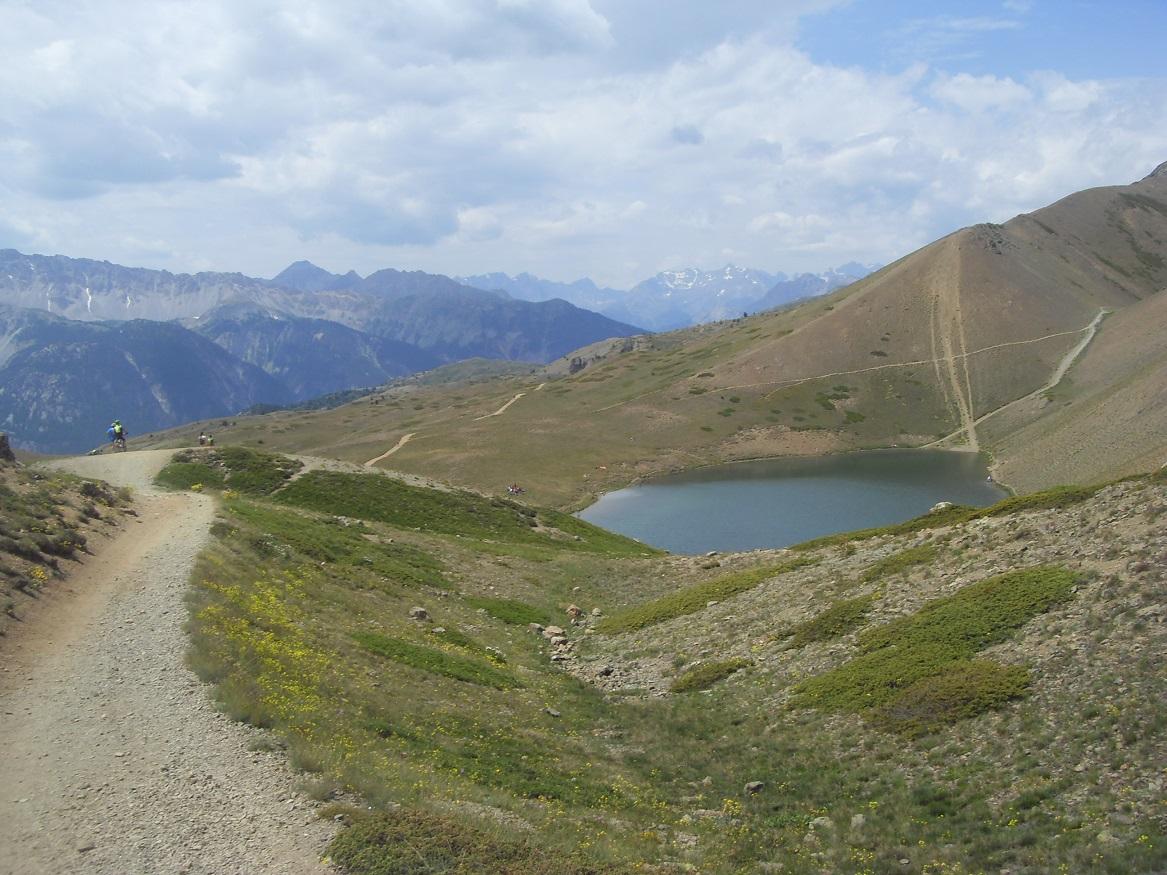 39-Encore des lacs d'altitude pour finir..