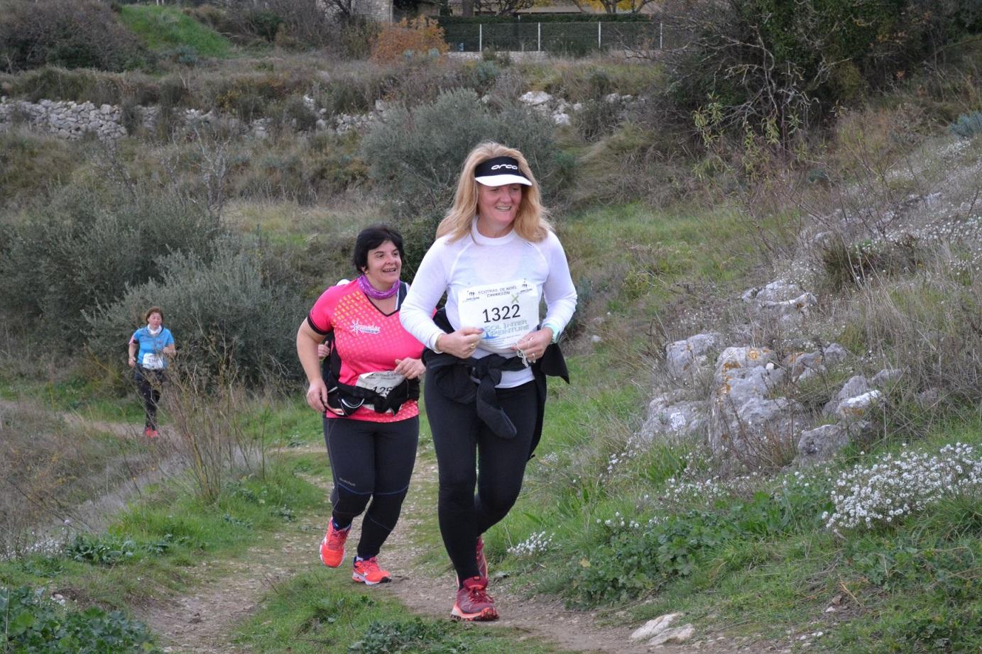9-Allez Sylvie & Marie, plus que 2kms