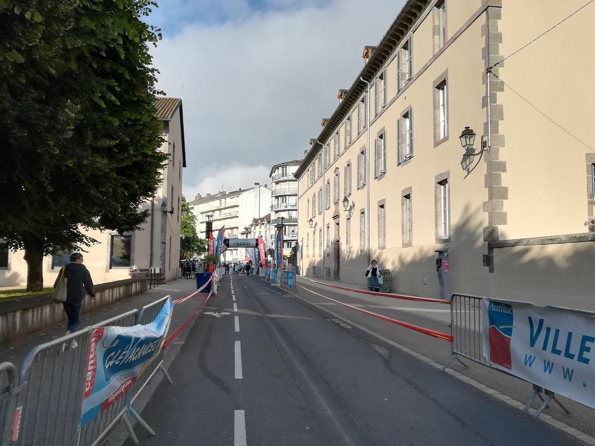 7-Le centre-ville d'Aurillac