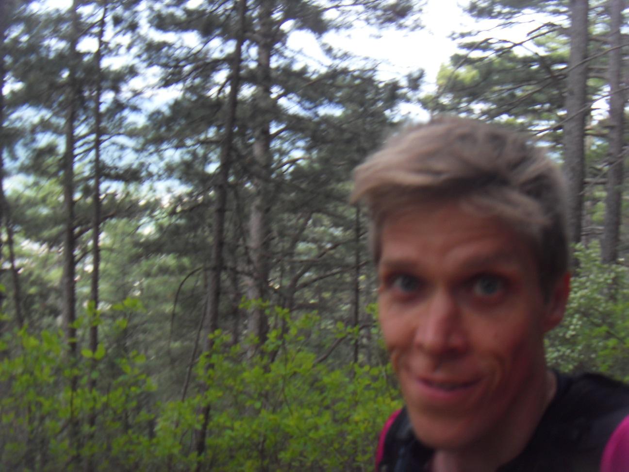 26-Il est fou (flou) ce trail..