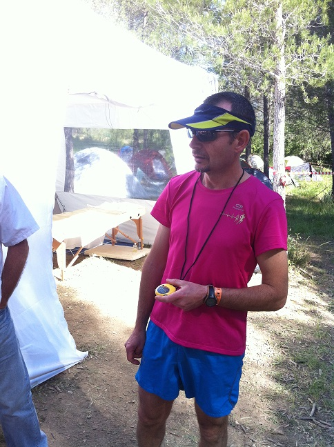 Coach-siffleur Sergio