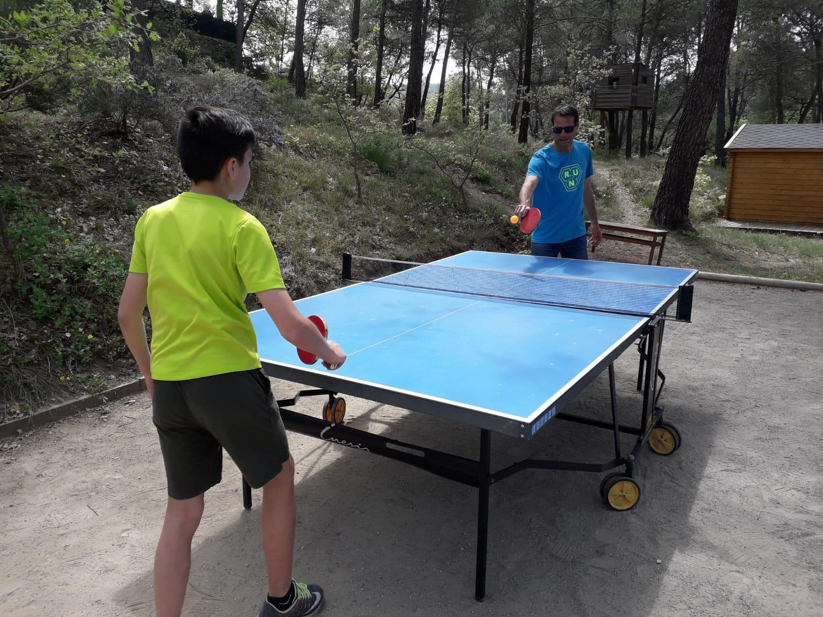 38-Ping-pong chez les Dretschkow