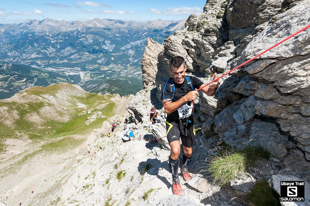 44-Et voilà Erwan presque au sommet, go go gooo (24è km)