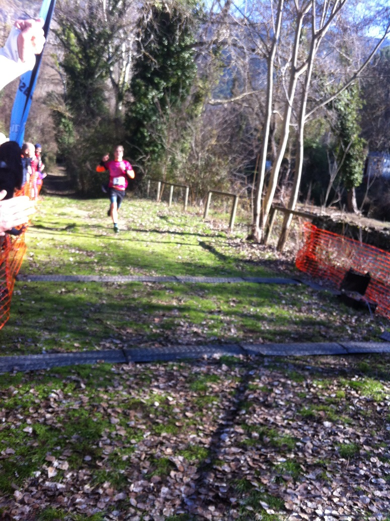 28-Place aux arrivées du 23km: Steph en finit en pile 2h00