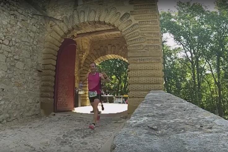 8-Passage par le château pour Christophe
