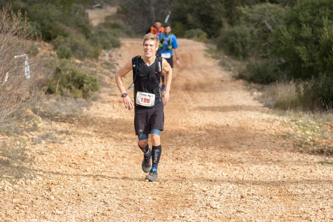 29-Et voici Stéphane au 30ème km