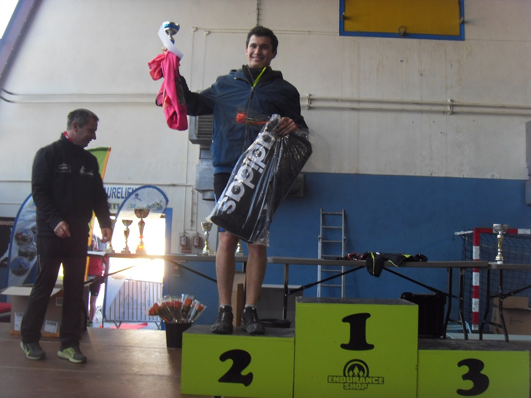 31-Podium de Camille, en junior