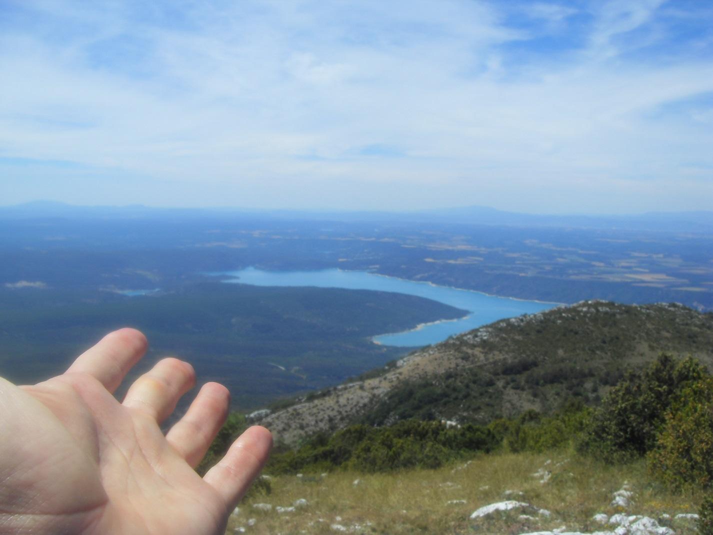55-Et je revois enfin le lac de SteCroix!