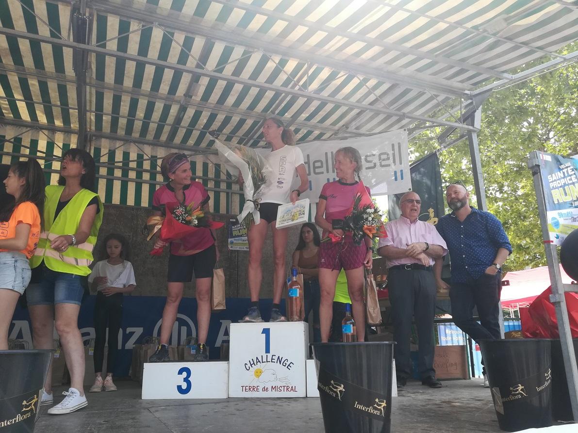 24-Énorme: Agnès et Bérengère sur le podium scratch (2ème et 3ème)!